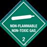 Non Flammable Gas 2.2
