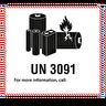 Lithium Batteries UN 3091