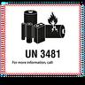 Lithium Batteries UN 3481