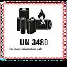 Lithium Batteries UN 3480